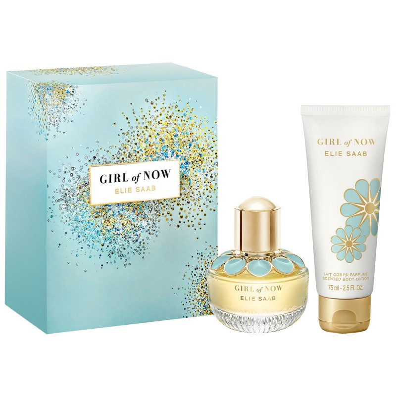 Elie Saab Girl Of Now EDP & Body Lotion