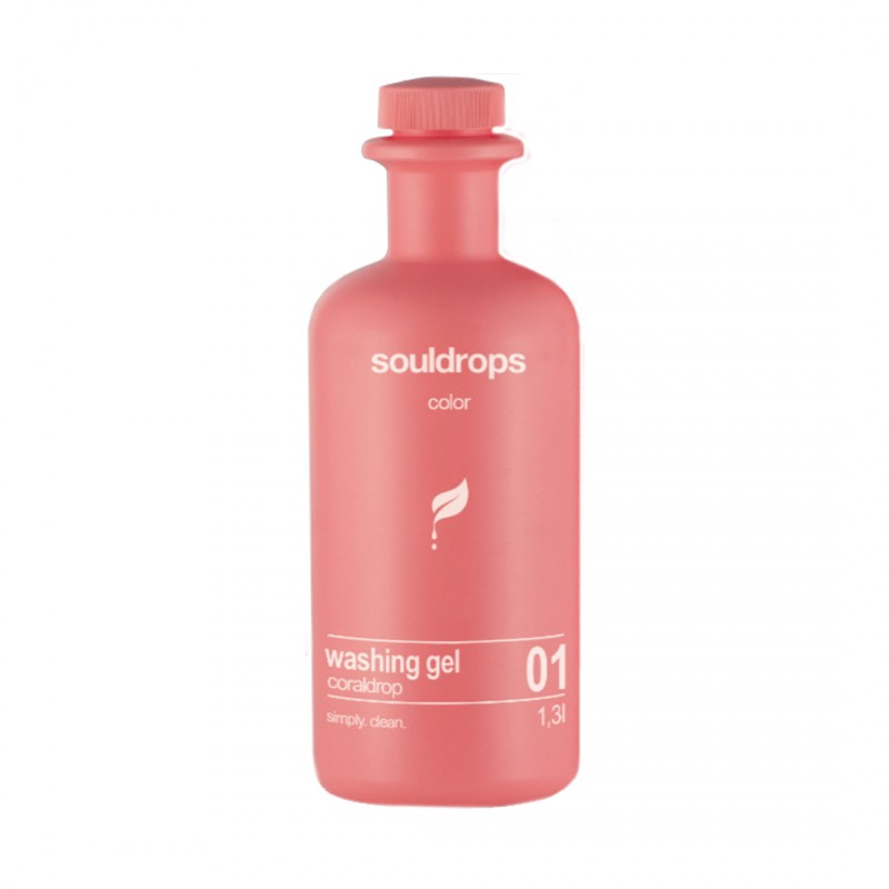 Souldrops Color Coraldrop 01 Washing Gel