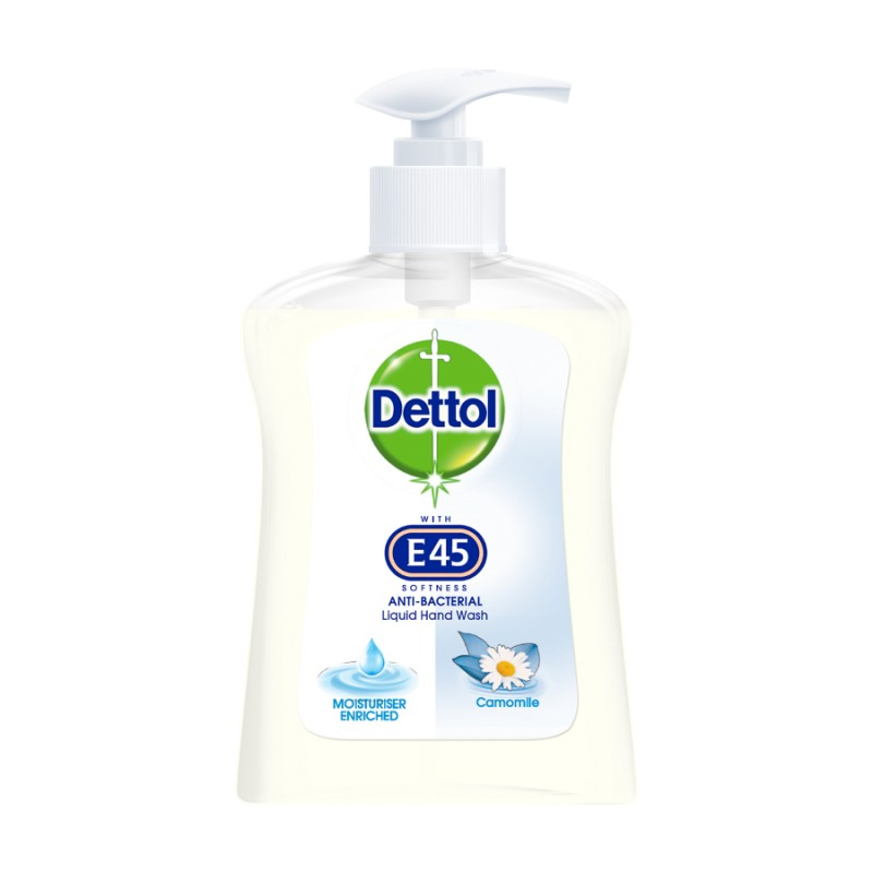 Dettol Anti-Bacterial Hand Wash Camomile