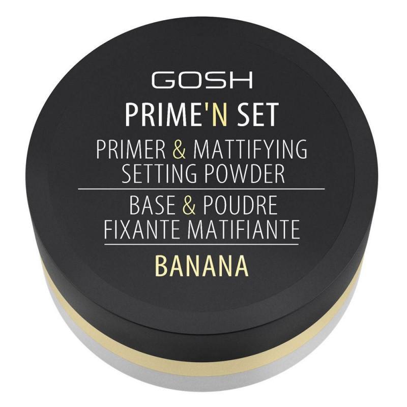 GOSH Prime'n Set Powder 002 Banana