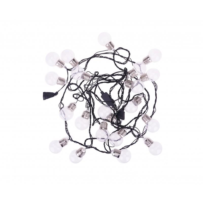 BasicsHome Globe Lysekæde