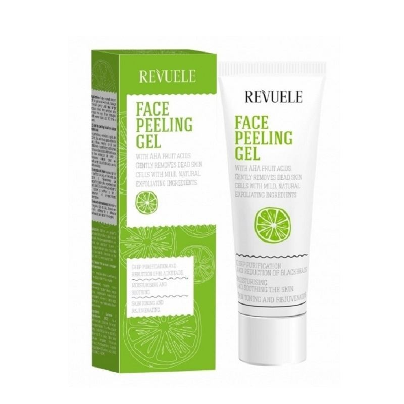 Revuele Face Peeling Gel Fruit AHA Acids