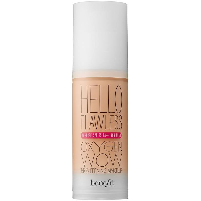 Benefit Hello Flawless Oxygen Wow Foundation Honey