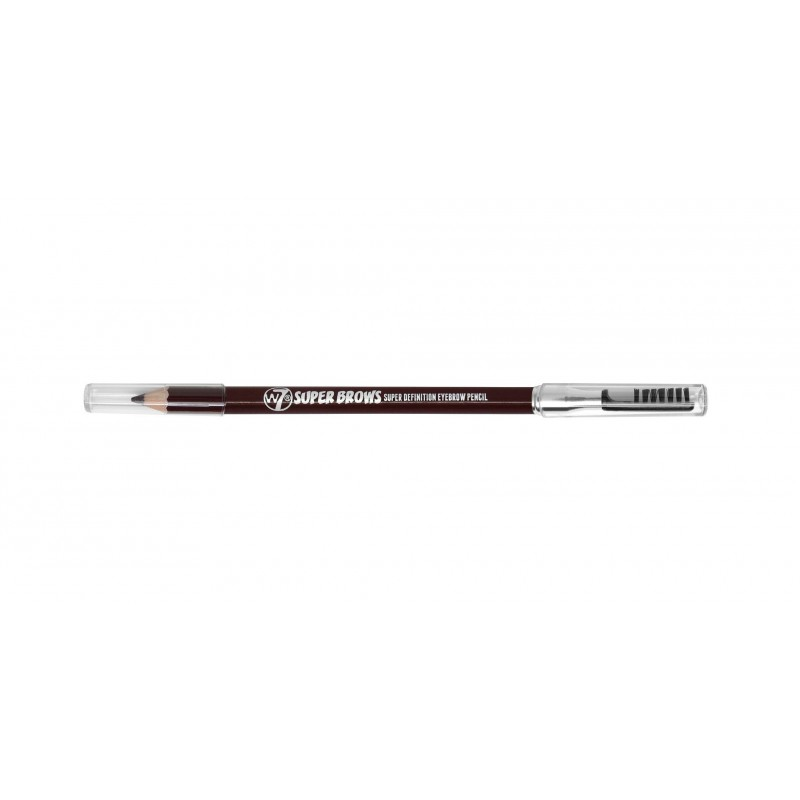 W7 Super Brows Pencil Dark Brown