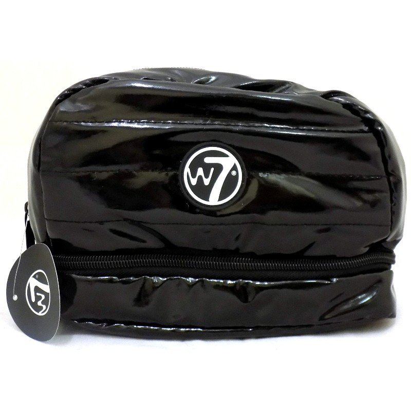 W7 Puffer Bag Black