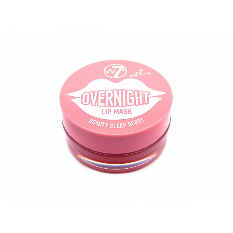 W7 Overnight Lip Mask Berry