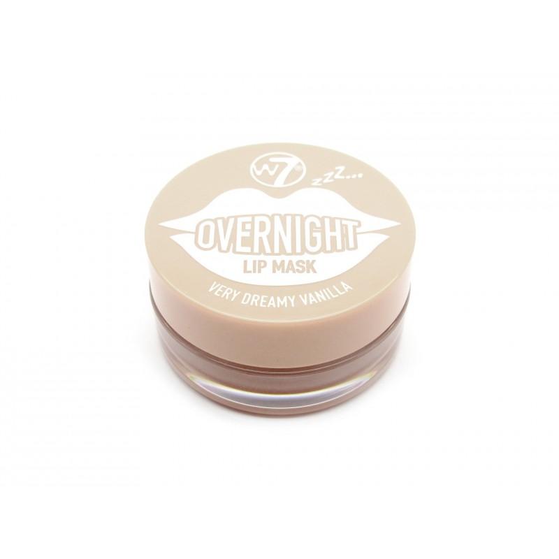 W7 Overnight Lip Mask Vanilla