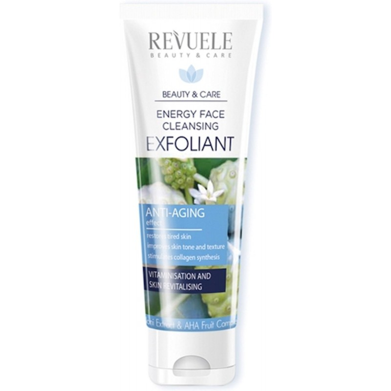 Revuele Energy Face Cleansing Exfoliant Anti-Ageing