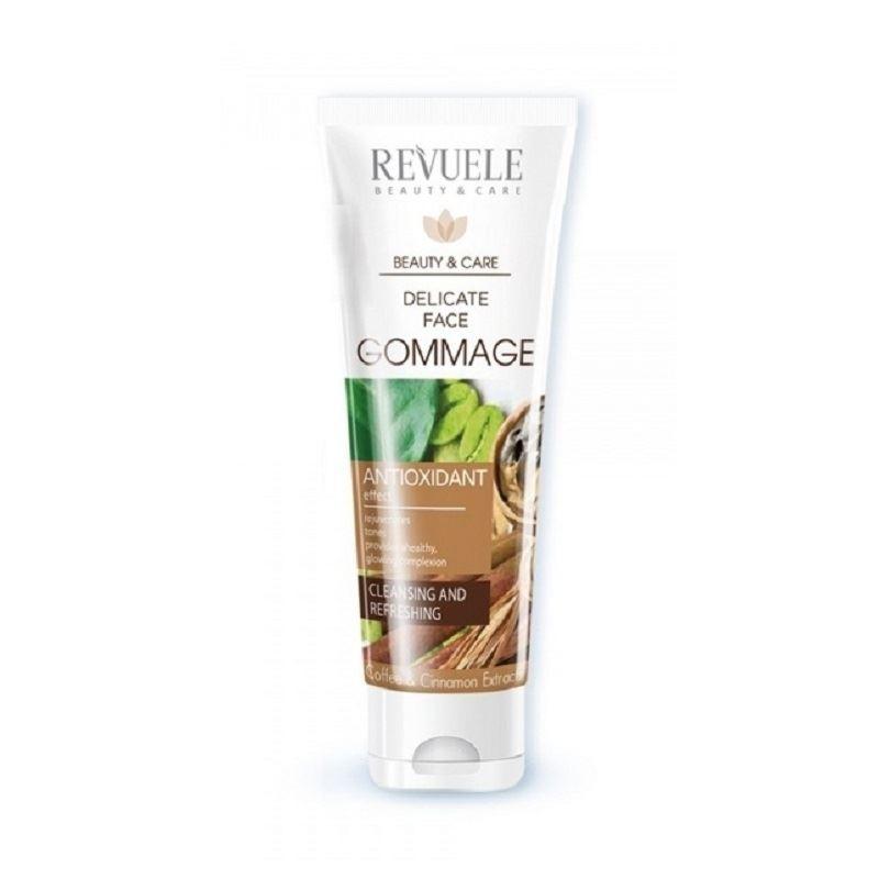 Revuele Delicate Face Gommage Antioxidant