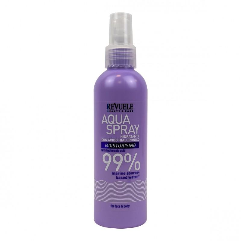 Revuele Face & Body Moisturising Aqua Spray