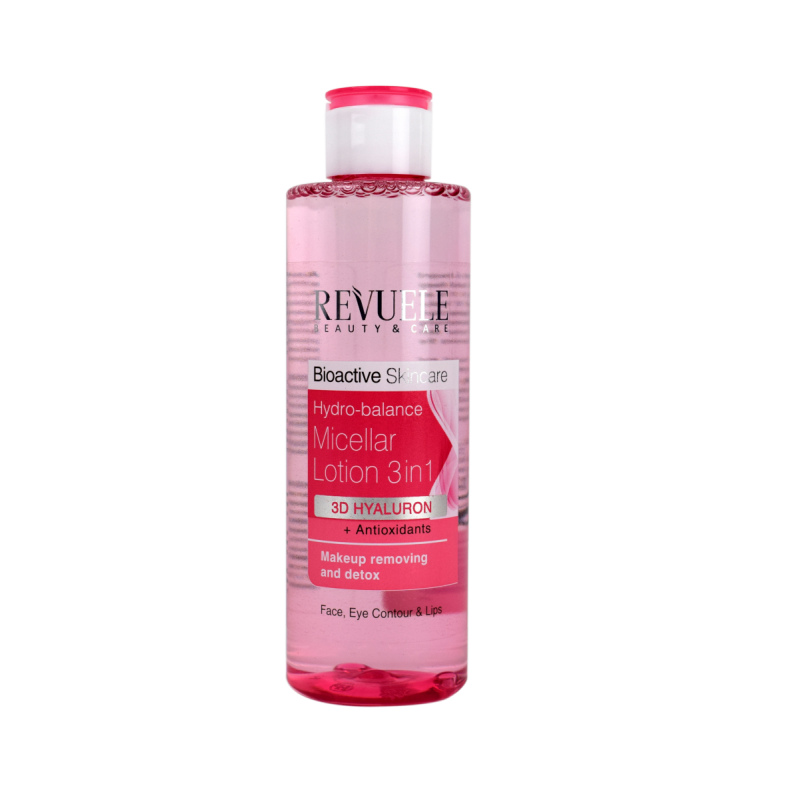 Revuele Bioactive Skin Care 3in1 Micellar Lotion