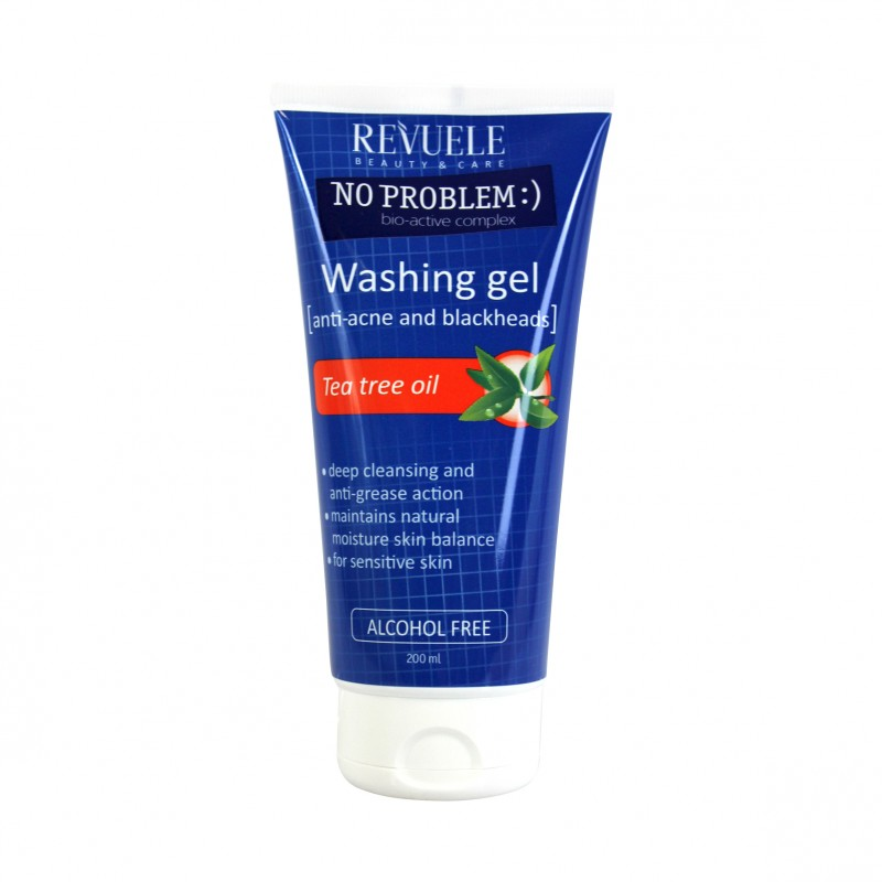 Revuele No Problem Washing Gel Tea Tree
