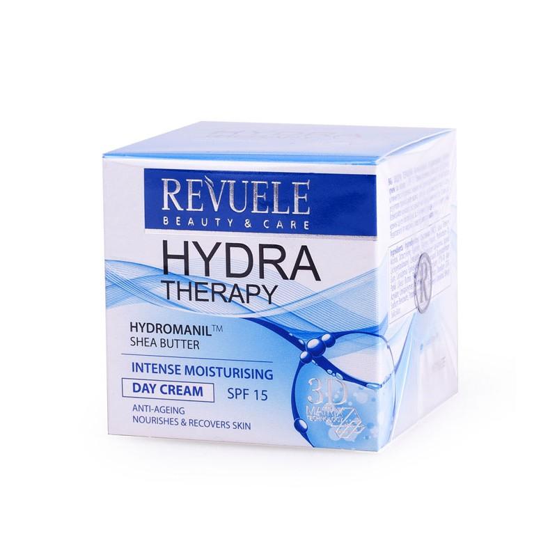 Revuele Hydra Therapy Moisturising Day Cream SPF15
