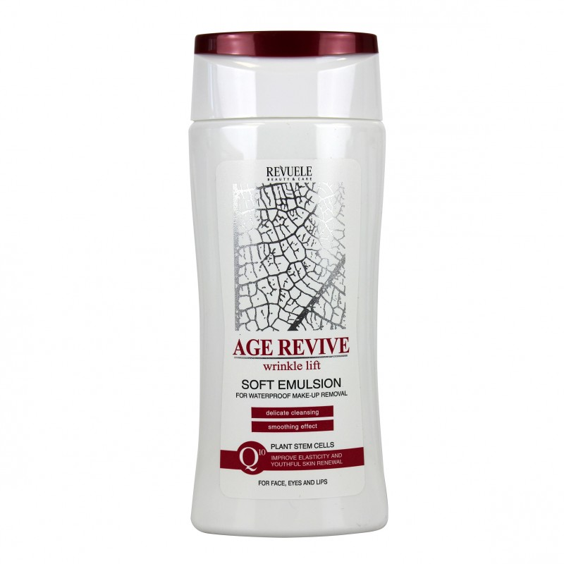 Revuele Age Revive Wrinkle Lift Make-Up Remover
