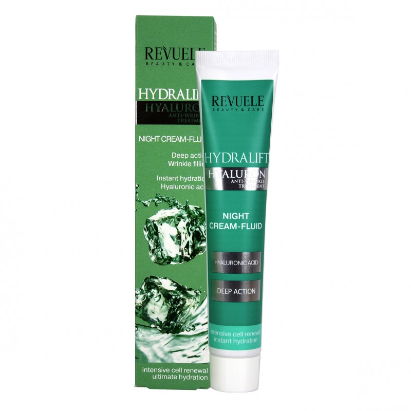 Revuele Hydralift Night Cream Fluid