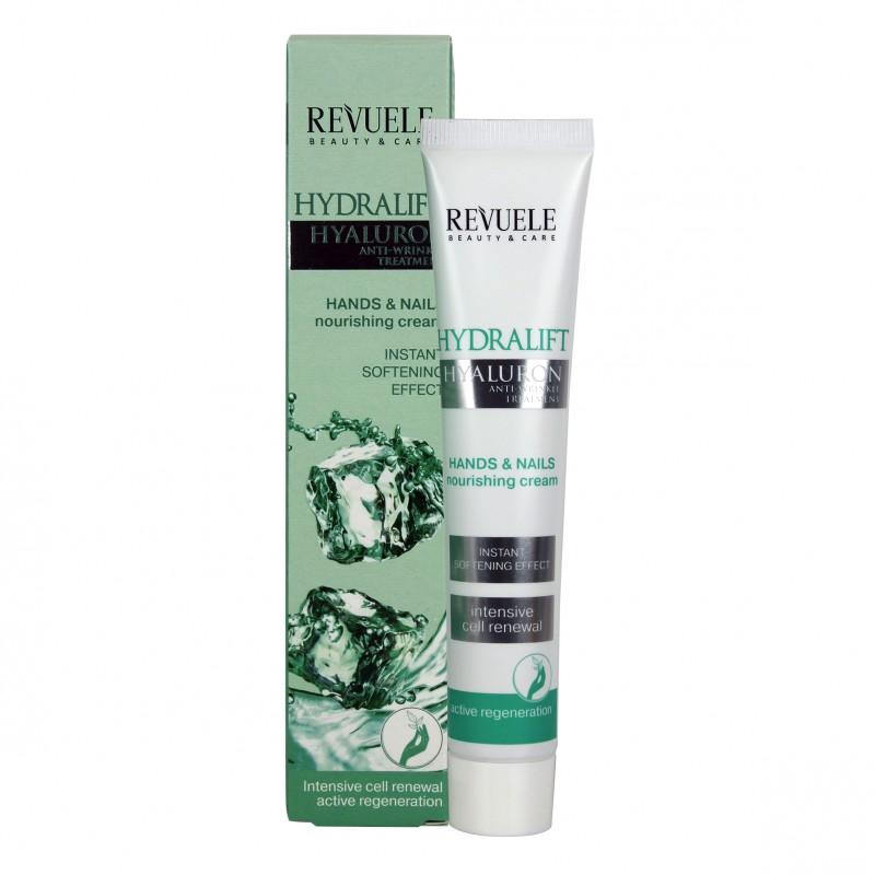 Revuele Hydralift Hands & Nails Nourishing Cream