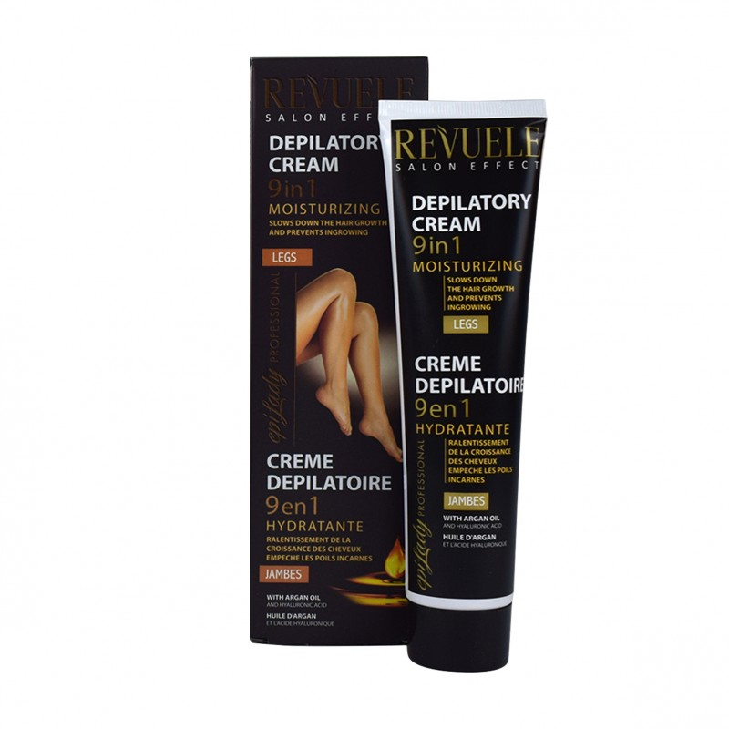 Revuele 9in1 Moisturising Depilatory Cream