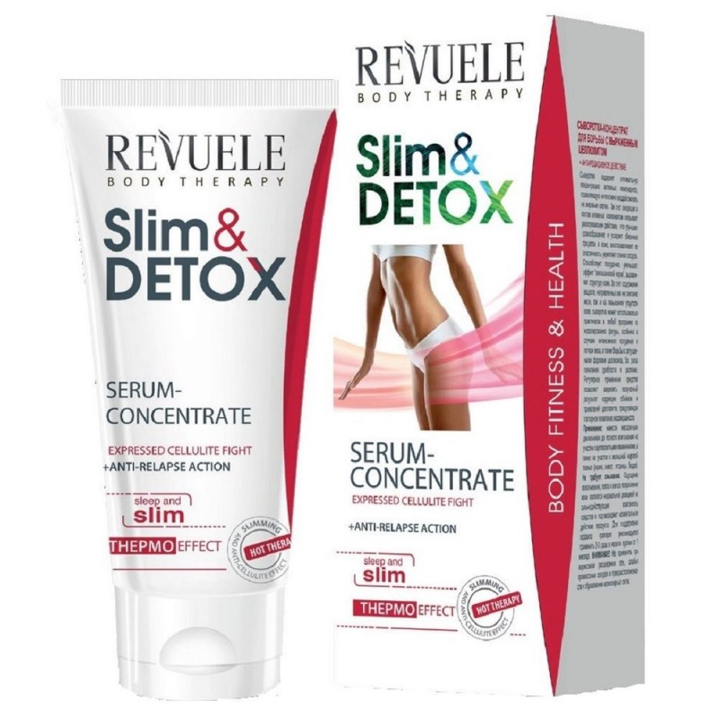 Revuele Slim & Detox Serum-Concentrate