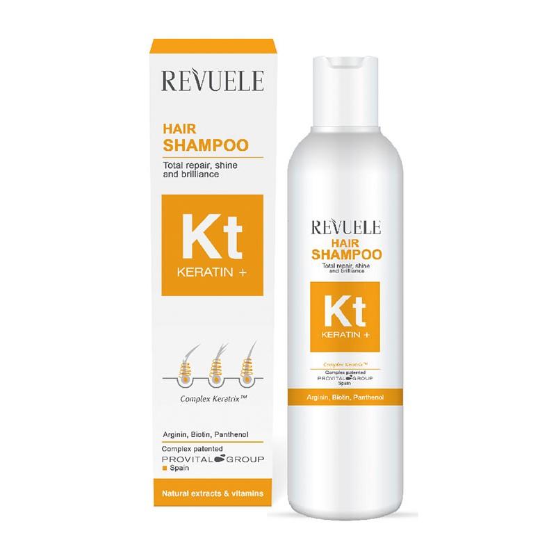 Revuele KT Keratin+ Shampoo