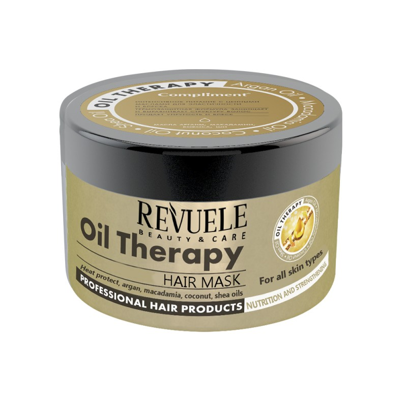 Revuele Oil Therapy Hair Mask