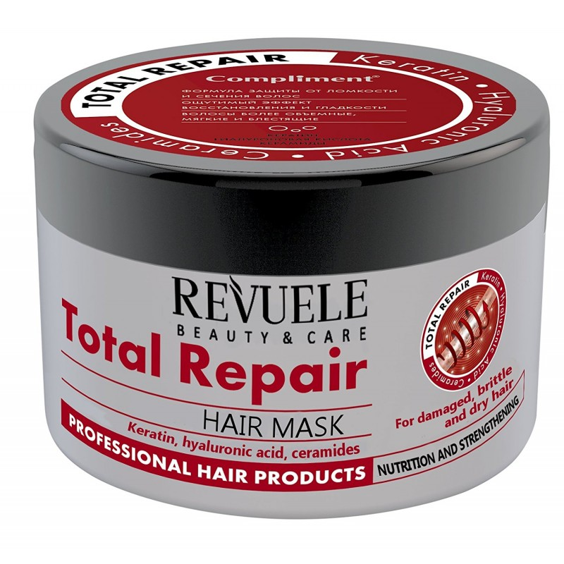 Revuele Total Repair Hair Mask