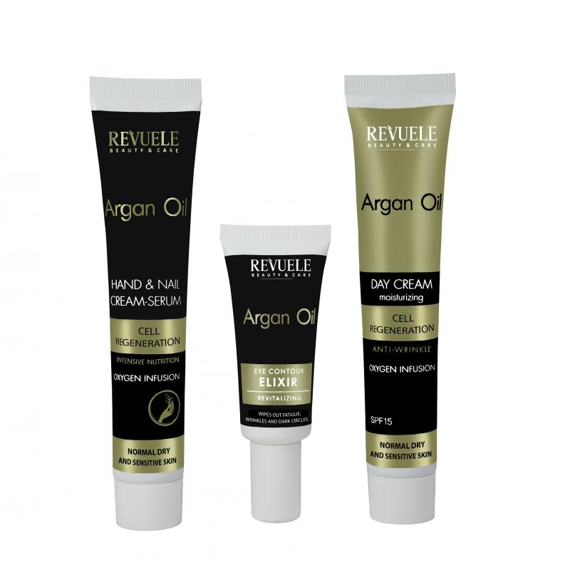 Revuele Argan Oil Gift Set