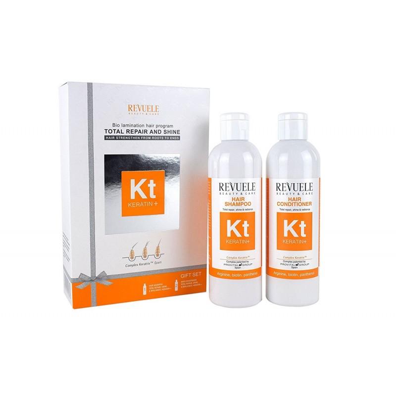 Revuele KT Keratin+ Hair Gift Set