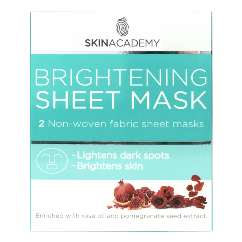 Skin Academy Brightening Sheet Mask