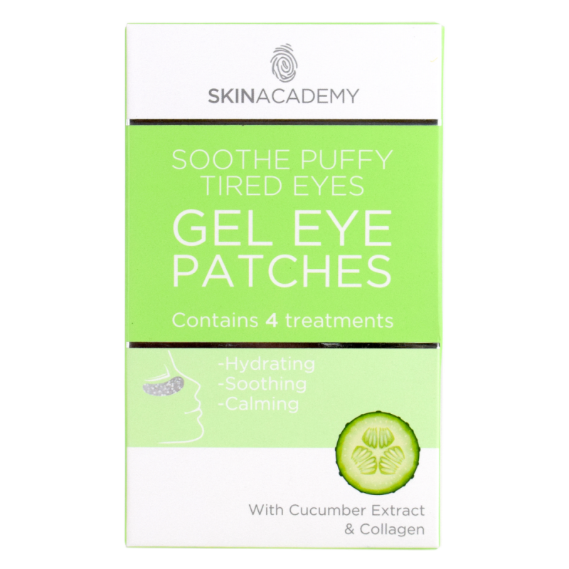 Skin Academy Soothe Puffy Eyes Gel Eye Patches