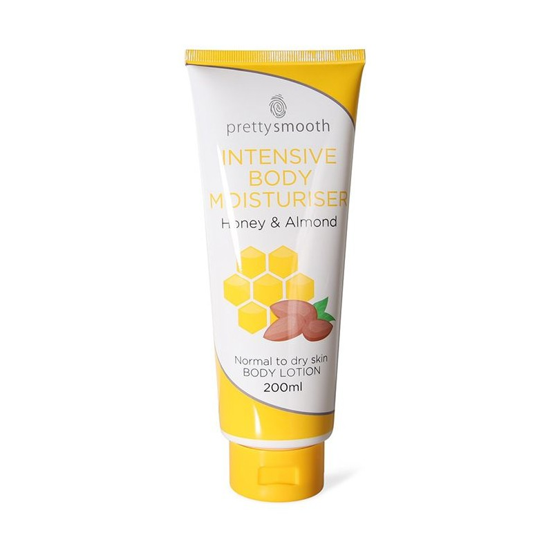 Pretty Smooth Intensive Body Moisturiser Honey & Almond