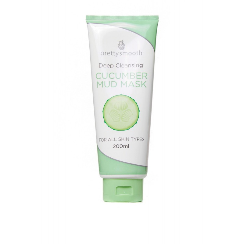 Pretty Smooth Deep Cleansing Cucumber Mud Mask