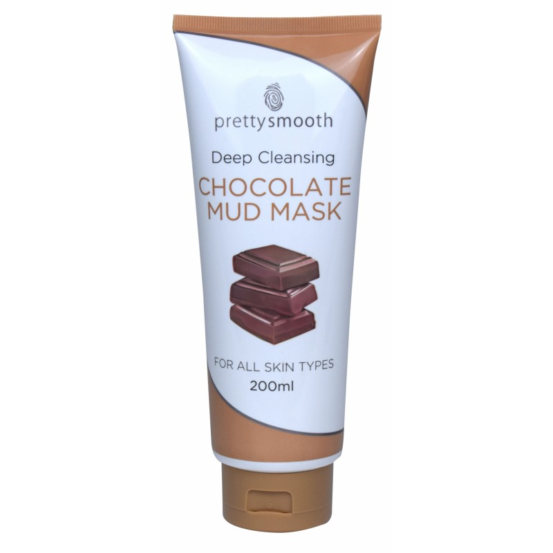 Pretty Smooth Deep Cleansing Chocolate Mud Mask