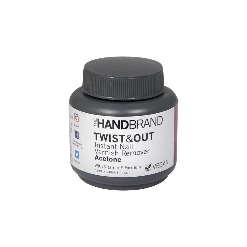 The HandBrand Twist & Up Instant Nail Polish Remover