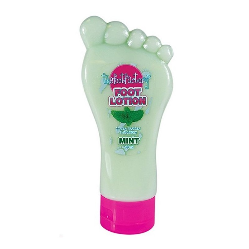 The Foot Factory Foot Lotion Mint