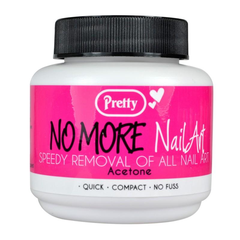 Pretty No More Nail Art Speedy Removal