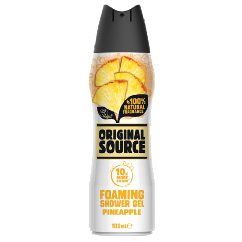 Original Source Foaming Shower Gel Pineapple