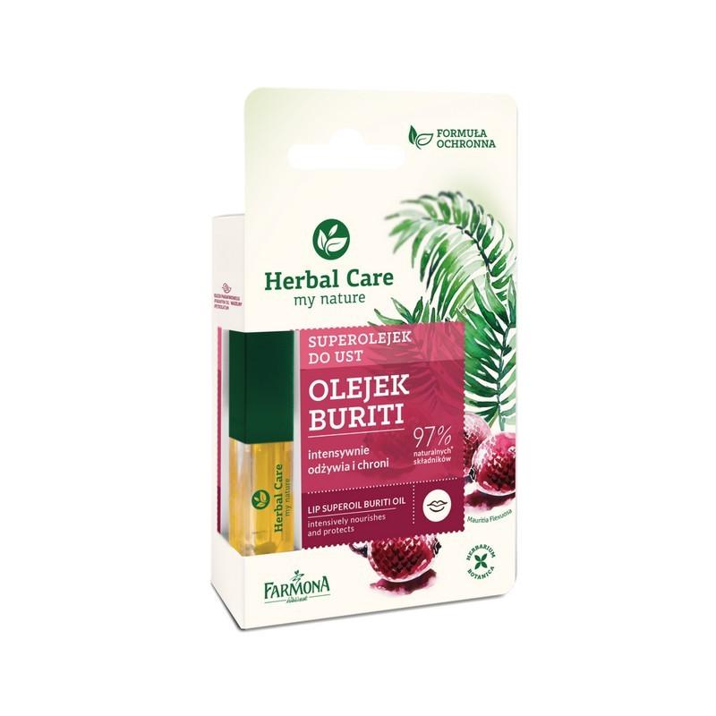 Herbal Care Lip Superoil Buriti Oil
