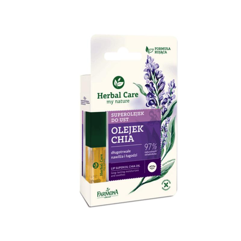Herbal Care Lip Superoil Chia Oil