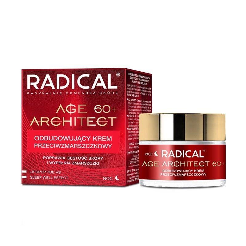 Radical Age Architect 60+ Rebuilding Anti-Wrinkle Night Cream