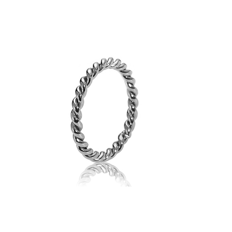 Everneed Victoria Snoet Sølv Ring
