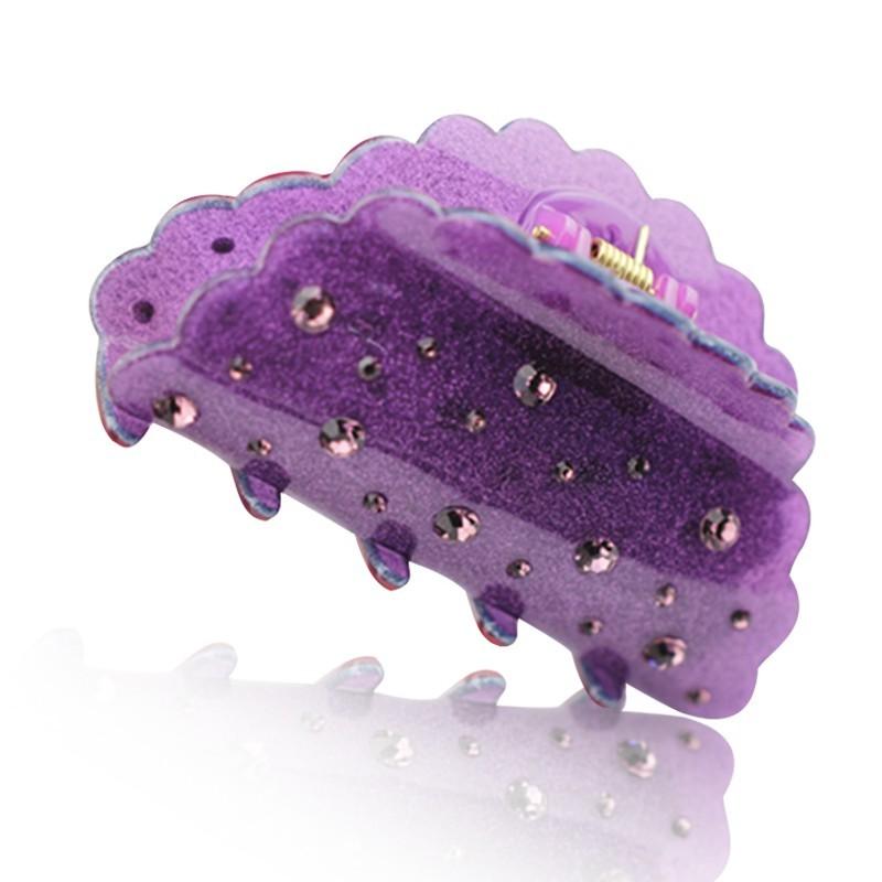 Everneed Cloud Hårklemme Purple Fun