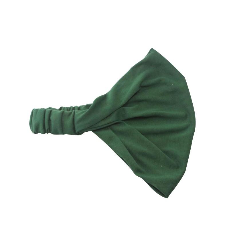 Everneed Dora Della Hårtørklæde Army Grøn