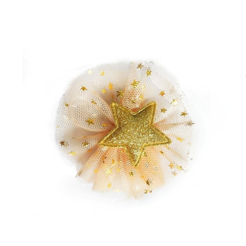 Everneed Little Stars Guld Hårspænde