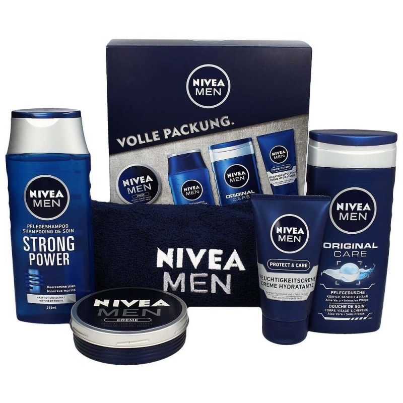 Nivea Men Gift Set