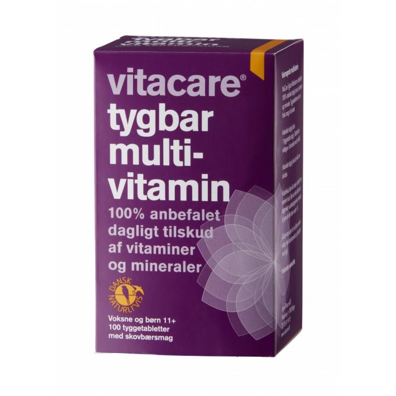 VitaCare Tygbar Multivitamin
