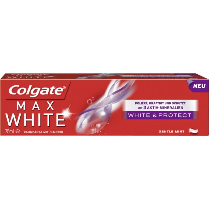 Colgate Max White & Protect