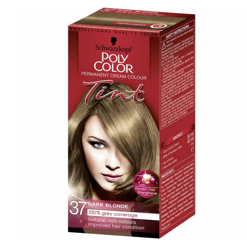 Schwarzkopf Poly Color 37 Dark Blonde