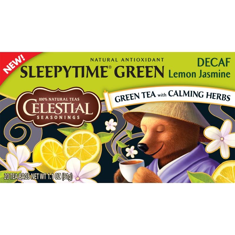 Celestial Sleepytime Lemon & Jasmine