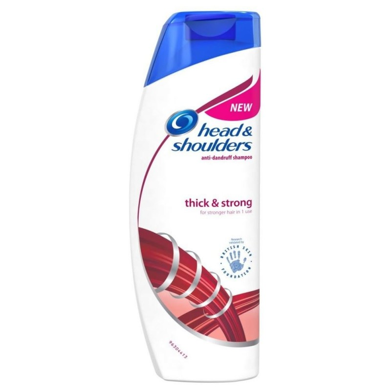 Head & Shoulders Thick & Strong Shampoo