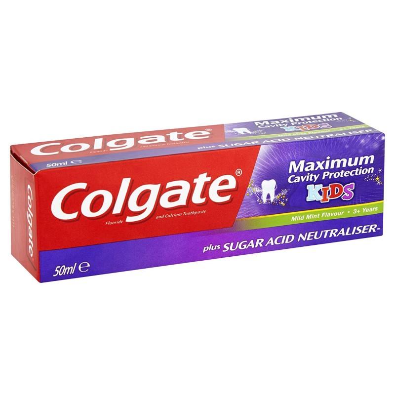 Colgate Kids Maximum Cavity Protection